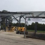 LGC Métal - charpente métallique pour bâtiment industriel