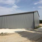 LGC Métal - Réhabilitation façade en bardage