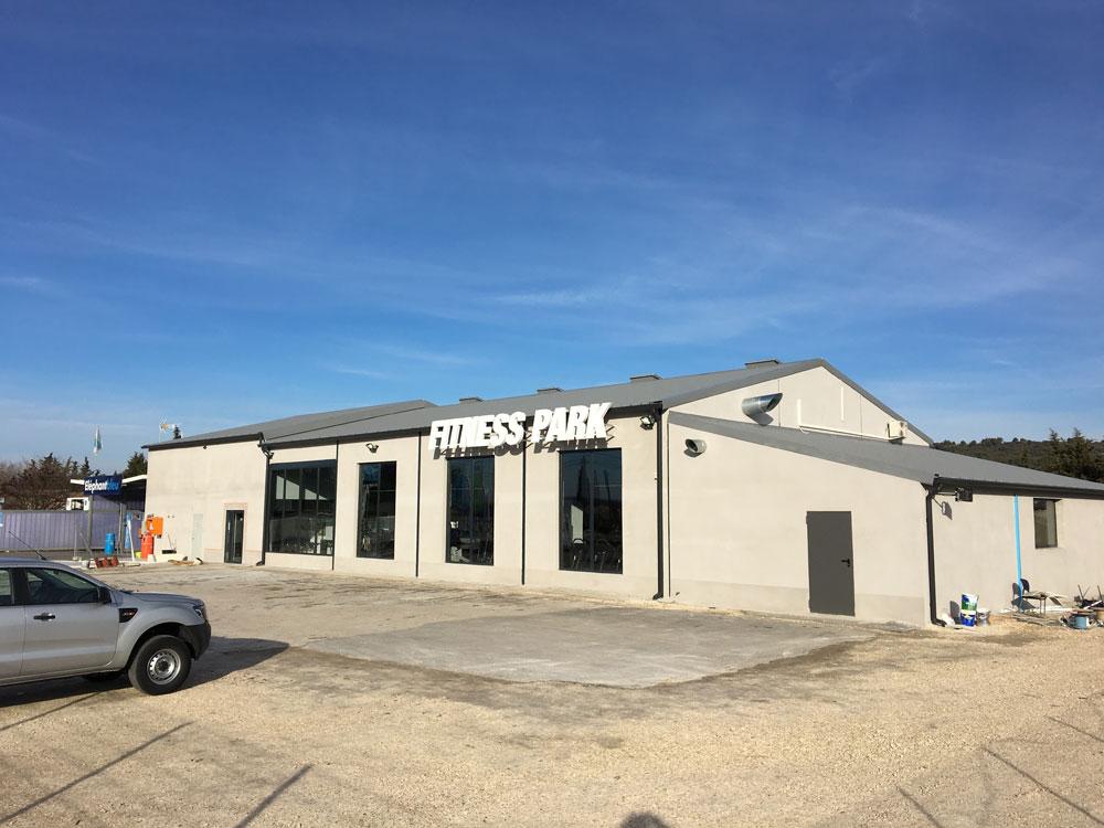 LGC Métal - Fitness Park à Coustellet